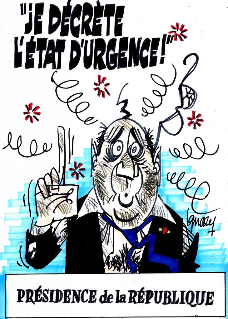 Ignace - État d'urgence