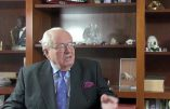 Jean-Marie Le Pen : «le grand remplacement est en marche»