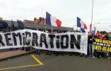"""Calais aux Calaisiens"" – Manifestation du collectif Sauvons Calais"