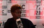 Rokhaya Diallo méprise les cuisiniers
