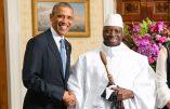 """""""La Gambie est un Etat islamique"""", proclame le président gambien Yahya Jammeh"""
