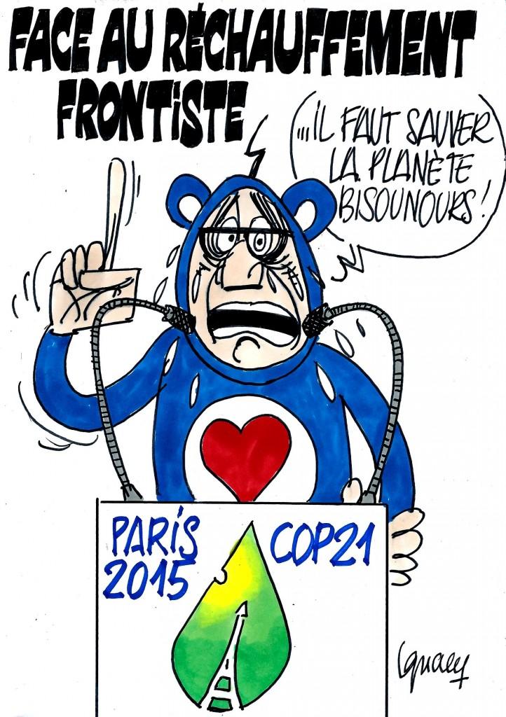 Ignace - Hollande veut sauver la planète