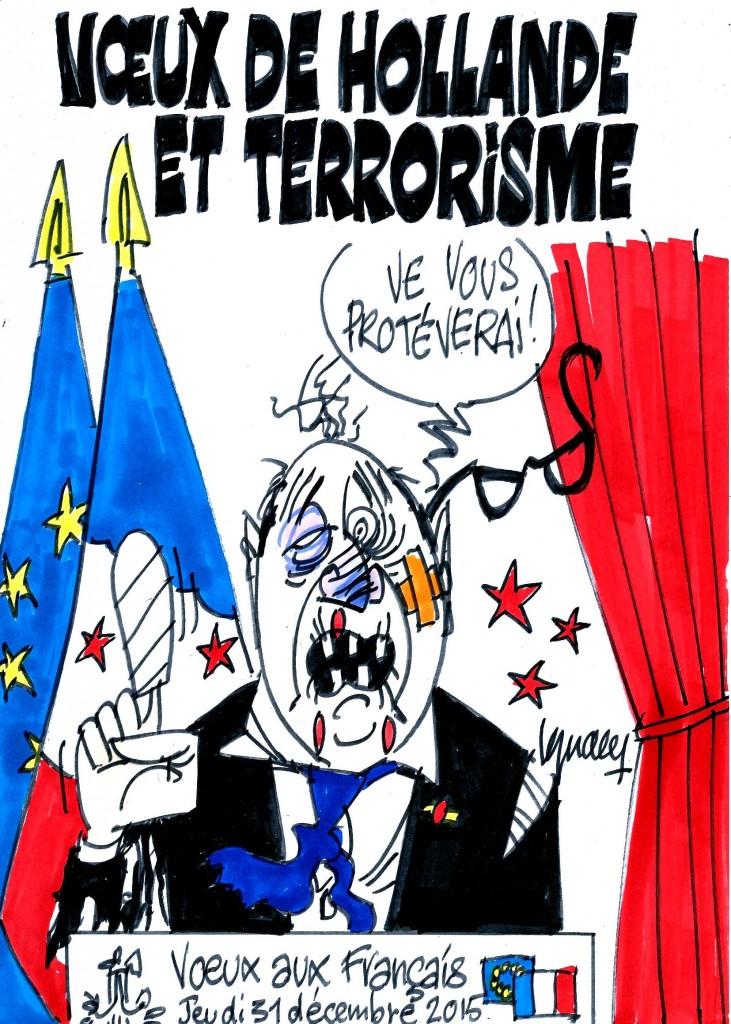 Ignace - Vœux de Hollande