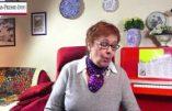 """Marion Sigaut chante """"Stille Nacht"""" et vous souhaite un Joyeux Noël"""