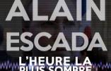 Catholicisme contre mondialisme : Alain Escada au micro d'ERFM pour l'émission L'Heure la plus sombre