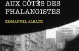 """Emmanuel Albach viendra dédicacer son livre """"Beyrouth 1976, des français aux cotés des phalangistes"""""""