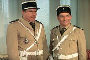 louis de funes michel galabru gendarme en balade