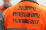 Afflux d'immigrés en Suisse : bientôt la réquisition des abris de la protection civile