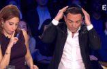 Yann Moix, kippa sur la tête pour interroger Manuel Valls