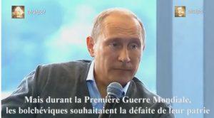 Poutine vs Lenine
