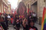 Séville s'enfonce dans l'antichristianisme le plus abject