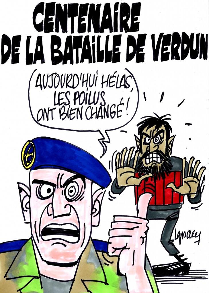 Ignace - Centenaire de la bataille de Verdun