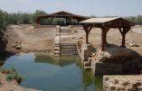 """Le lieu du baptême de Jésus classé """"patrimoine de l'humanité"""" par l'Unesco"""