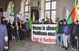 """Des manifestants kurdes envahissent en toute impunité le Parlement de Bretagne ! Le """"deux poids, deux mesures"""" continue…"""