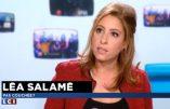 Léa Salamé, la donneuse de leçon de « civisme et d'esprit citoyen » épinglée comme une fraudeuse à la petite semaine !