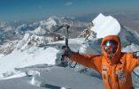 """Escalade historique : un italien grimpe en haut du Nanga Parbat, """"la montagne tueuse"""""""