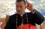 """Le patriarche des maronites du Liban dénonce l'afflux des réfugiés : """"nous nous sentons un peu étrangers dans notre propre pays…"""""""