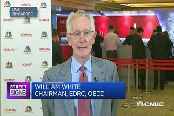 william white ocde