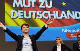 L'Église allemande interdit aux catholiques de voter Afd