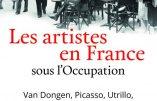 Les artistes en France sous l'Occupation : un officier allemand raconte (Werner Lange)
