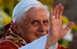 Analyse du pape émérite Benoît XVI sur la crise des scandales sexuels dans l'Eglise conciliaire