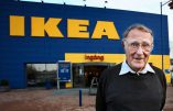 Le milliardaire Ingvar Kamprad, fondateur d'Ikea et champion de l'avarice