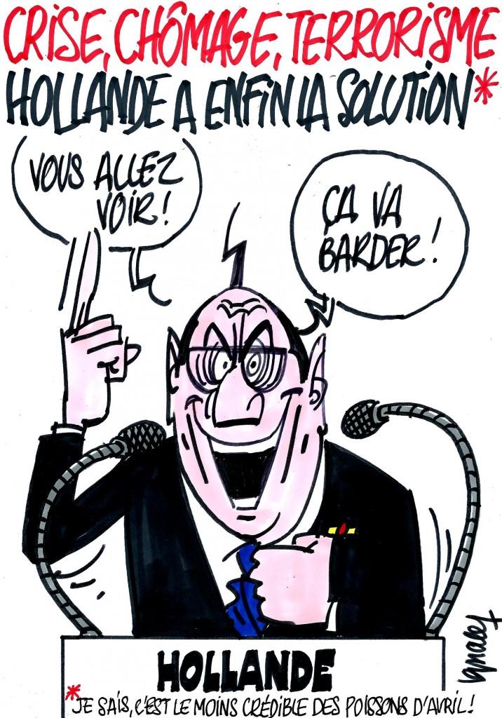 Ignace - Hollande super président