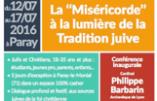 """Mgr Barbarin et le diocèse d'Autun invitent à découvrir le judaïsme """"dans un espace 100% casher"""""""