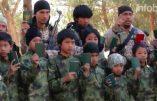 Les enfants soldats asiatiques de l'Etat Islamique