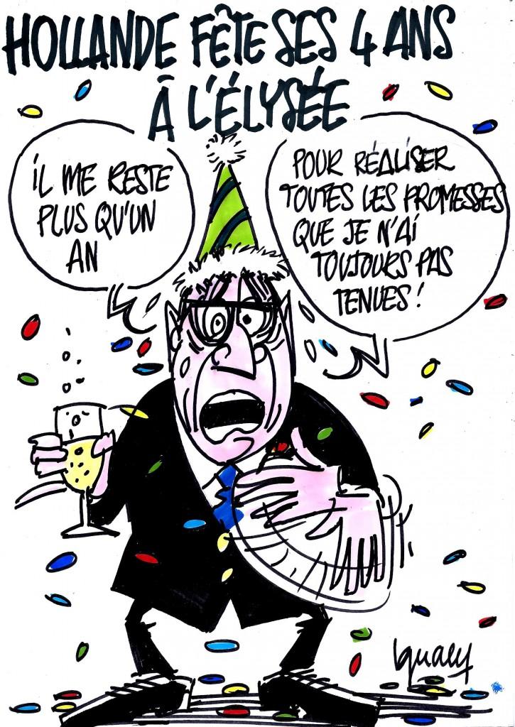 Ignace - Hollande, 4 ans à l'Élysée