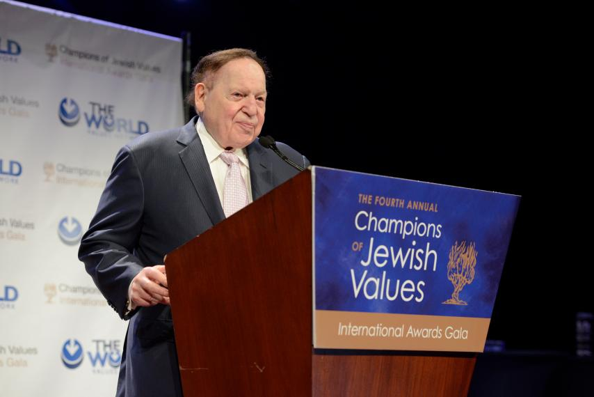jewish-values-sheldon-adelson