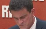 L'élection de 55 députés, dont celle de Valls, pourrait être remise en cause