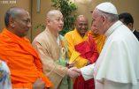 """Le message écolo du Vatican aux bouddhistes : à la recherche d'une """"spiritualité écologique"""" commune"""
