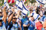 """A l'occasion d'une marche sioniste à Toronto, le Premier ministre canadien promet d'être toujours """"aux côtés d'Israël"""""""