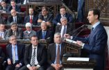 """Bachar el-Assad: """"Notre lutte ne prendra fin qu'avec la victoire!"""" Discours et Analyse"""