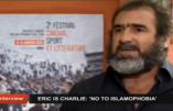 Eric Cantona veut des « dirigeants d'origine maghrébine ou d'Afrique noire » dans le foot français