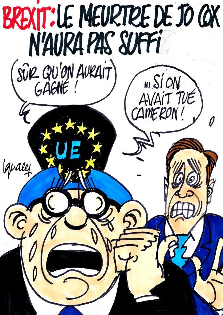 """Ignace - Défaite du camp du """"In"""""""