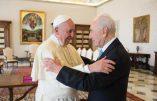 Le pape a, à nouveau, reçu Shimon Peres en audience privée