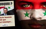 Syrie : le renversement des alliances