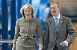 Theresa May, le nouveau Premier ministre britannique en charge du Brexit, est issue de la haute finance