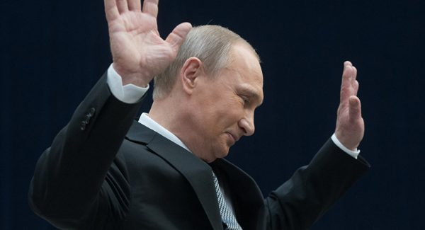 Poutine, maître de la diplomatie au Proche-Orient