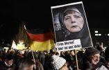 """Angela Merkel avoue enfin que des terroristes sont entrés en Europe parmi les """"réfugiés"""""""