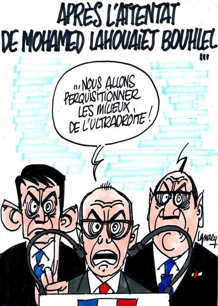 Ignace - Après l'attentat de Mohamed Lahouaiej Bouhlel...