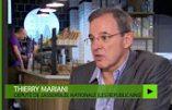 """Thierry Mariani : """"Il peut y avoir une vie sans l'Union européenne"""""""