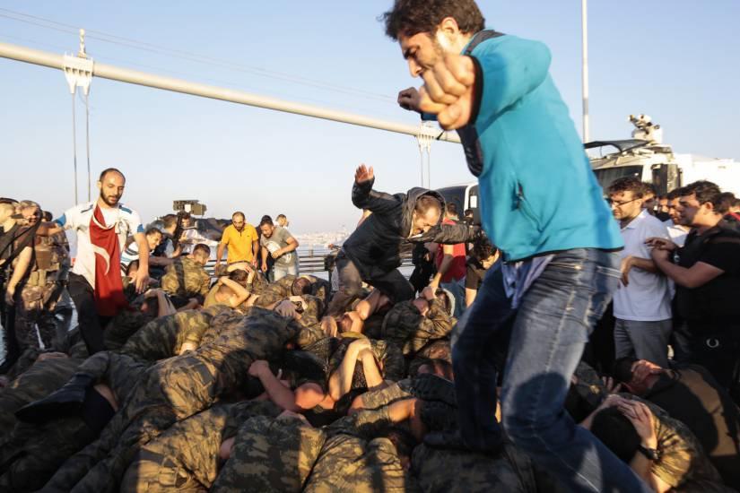 turquie-repression coup d'etat 3