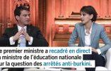 Sondage: Les Français très majoritairement contre le burkini, tandis que Manuel Valls désavoue Najat Vallaud-Belkacem