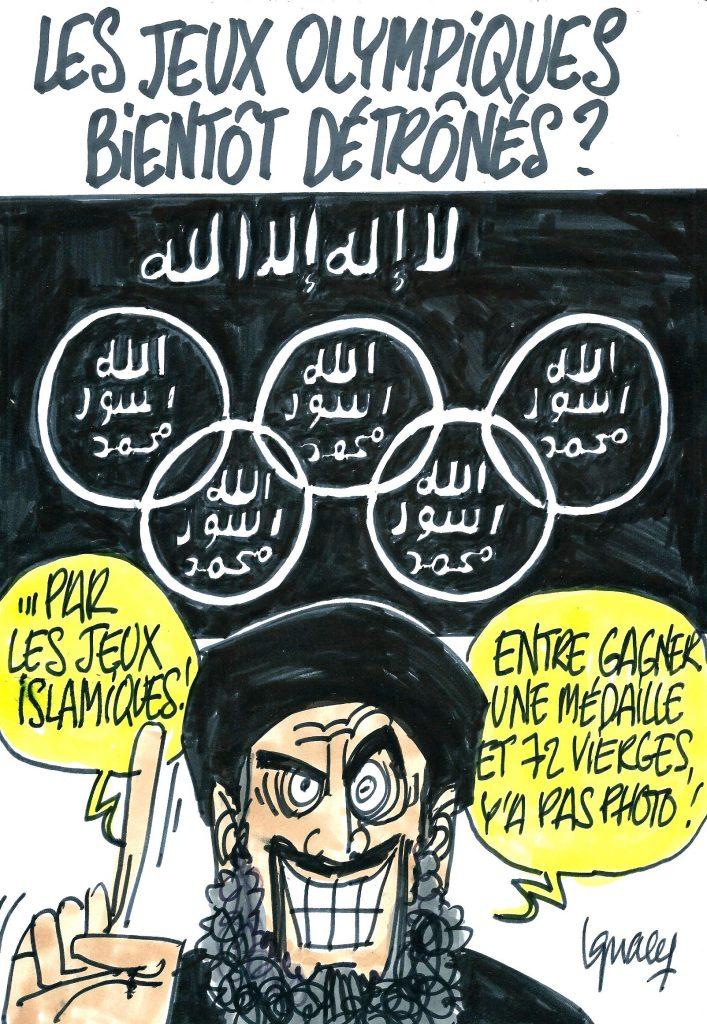 Ignace - Les Jeux olympiques bientôt détrônés ?