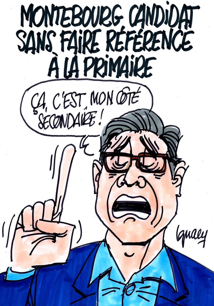 Ignace - Montebourg candidat