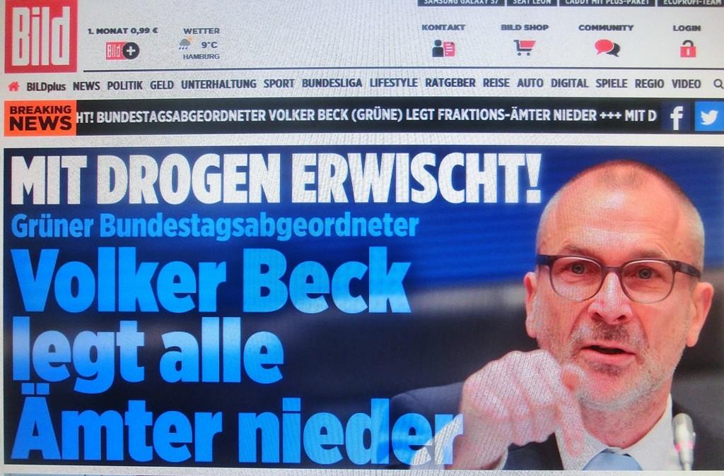 Volker-Beck-drogue