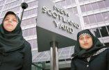 Bientôt des femmes en burka dans la police britannique ?
